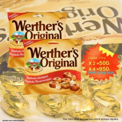 2x  Werther's Original
