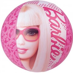ballon plage barbie