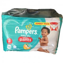 couches pampers pants T3